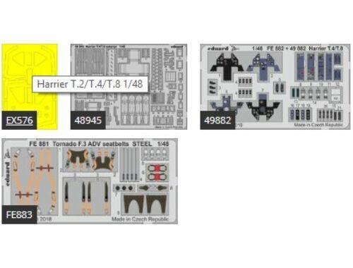 Eduard Harrier T.4/T.8 for KINETIC 1:48 (BIG49192)