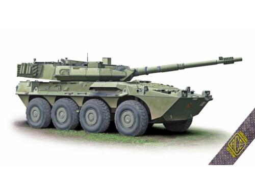 ACE Centauro B1 105mm wheeled tank 1:72 (72437)