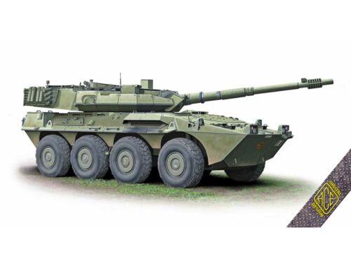 ACE Centauro B1 105mm wheeled tank 1:72 (72437)