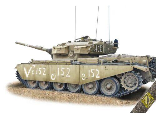 ACE IDF Centurion Shot Kal Alef 1973 1:72 (72439)