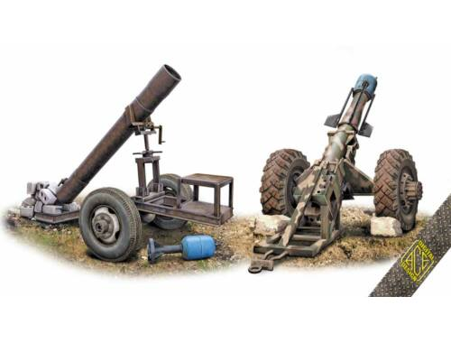 ACE Hell Cannon Syrian Artillery 1:72 (72444)