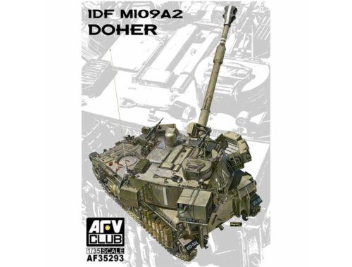 AFV Club IDF M109A2 DOHER 1:35 (AF35293)