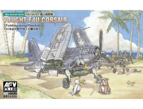 AFV Club F4U CORSAIR (folding-wing) 1:144 (AR14408)