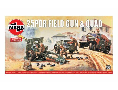 Airfix 25pdr Field Gun