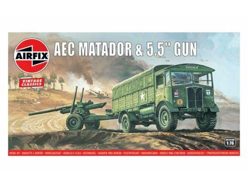 Airfix AEC Matador