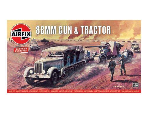 Airfix 88mm Flak Gun