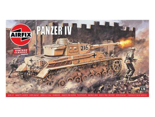 Airfix Panzer IV F1/F2, Vintage Classics 1:76 (A02308V)