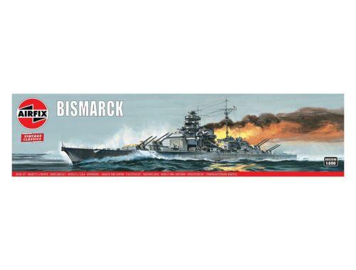 Airfix Bismarck, Vintage Classics 1:600 (A04204V)