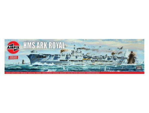 Airfix HMS Ark Royal, Vintage Classics 1:600 (A04208V)
