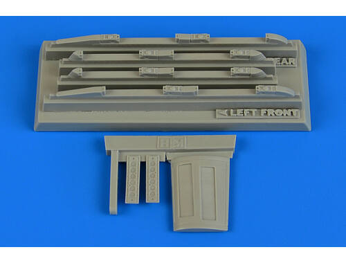 Aires Su-17/22 M3/N4 Fitter K empty chaff/flar 1:48 (4743)