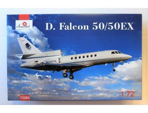 Amodel Dassault Falcon 50/50EX 1:72 (72293)