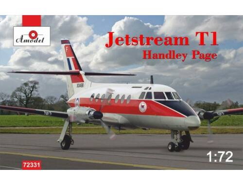 Amodel Jetstream T1 Handley Page 1:72 (72331)