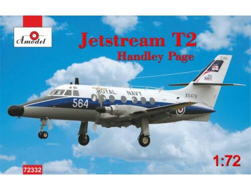 Amodel Jetstream T2 Handley Page 1:72 (72332)