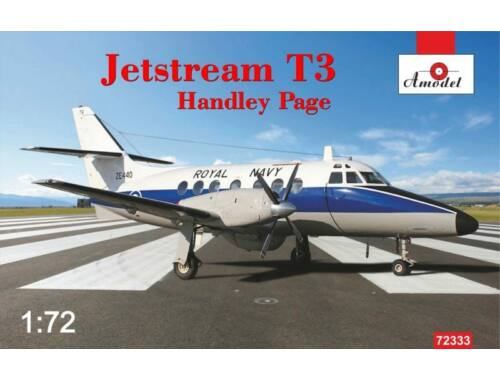 Amodel Jetstream T3 Handley Page 1:72 (72333)