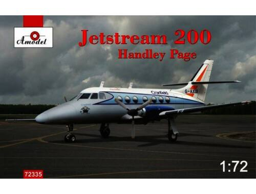 Amodel Jetstream 200 Handley Page 1:72 (72335)