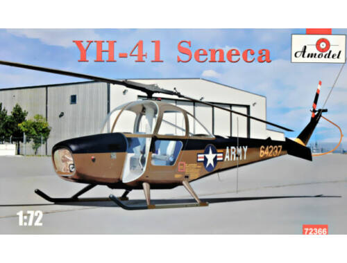 Amodel Cessna YH-41 SENECA Helicopter 1:72 (72366)