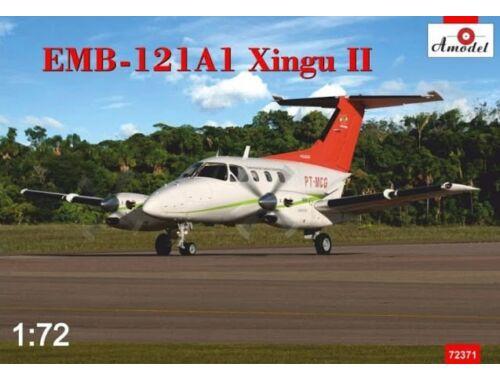 Amodel Embraer EMB-121A1 Xingu II 1:72 (72371)