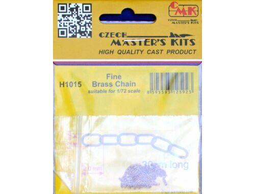 CMK Fine Brass Chain-suitable f. 1/72 scale 1:72 (H1015)