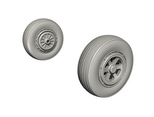 CMK AF-2/3 Guardian Mainwheels f.Special Hob 1:48 (Q48327)