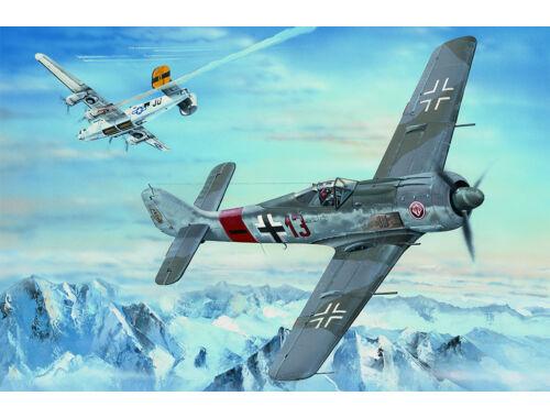 Hobby Boss Focke-Wulf FW190A-8 1:18 (81803)