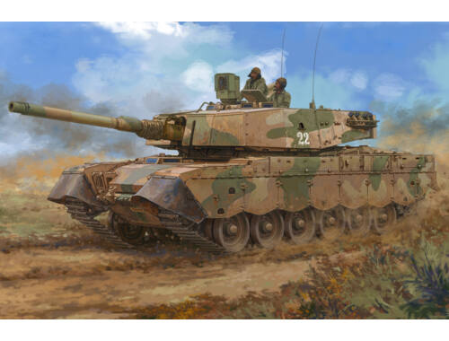 Hobby Boss South African Olifant MK2 MBT 1:35 (83897)