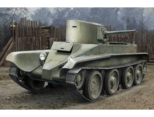 Hobby Boss Soviet BT-2 Tank (early version) 1:35 (84514)