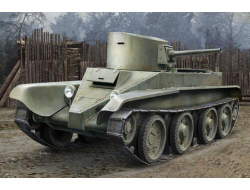 Hobby Boss Soviet BT-2 Tank (early version) 1:35 (84514)