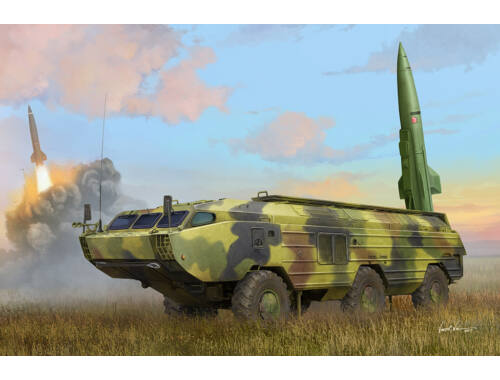 Hobby Boss Russian 9K79 Tochka (SS-21 Scarab) IRBM 1:35 (85509)