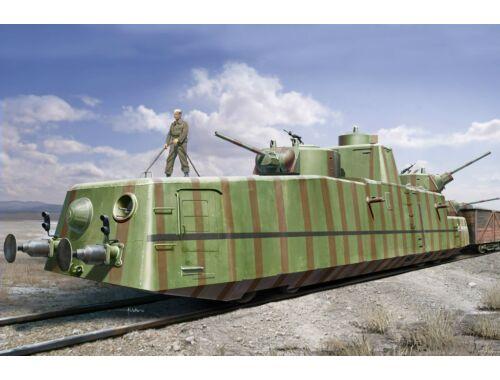 Hobby Boss Soviet MBV-2 (late L-11 GUN) 1:35 (85515)