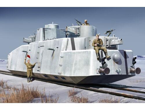 Hobby Boss Soviet MBV-2 (late KT-28 GUN) 1:35 (85516)