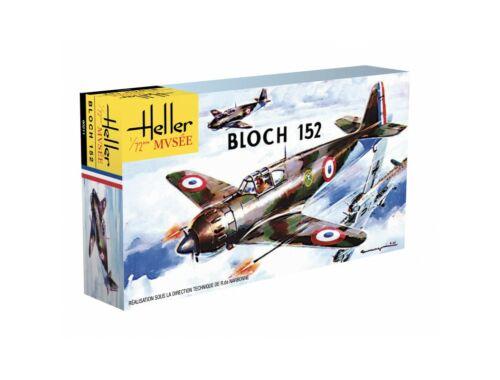 """Heller BLOCH 152 C1 """"Heller Museum"""" 1:72 (80211)"""