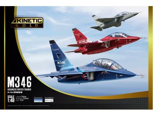 Kinetic M346 Advanced Fighter Trainer 1:48 (48063)