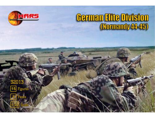 Mars German elite division,Normady 1944-45 1:32 (32013)