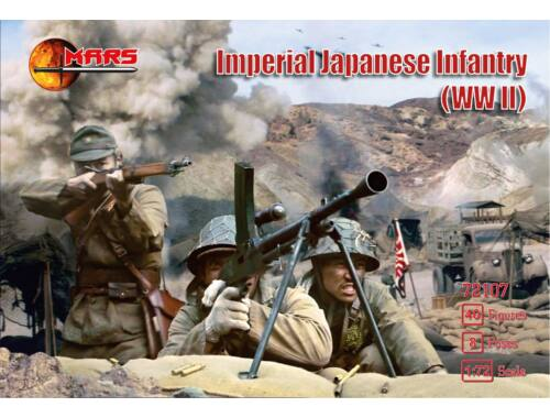 Mars WWII Imperial Japanese infantry 1:72 (72107)