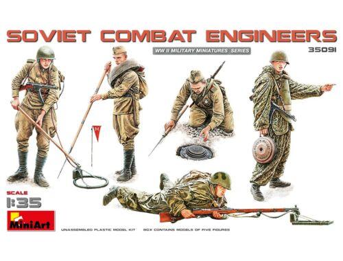 Miniart Soviet Combat Engineers 1:35 (35091)