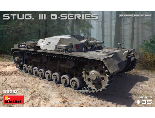 Miniart Stug.III O-Series 1:35 (35210)