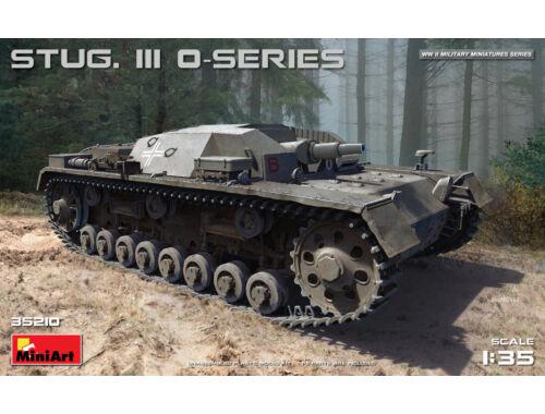 Miniart Stug.III O-Series 1:35 (35210)