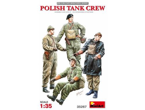 Miniart Polish Tank Crew 1:35 (35267)