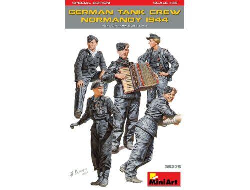 Miniart German Tank Crew (Normandy 1944)Special Edition 1:35 (35275)