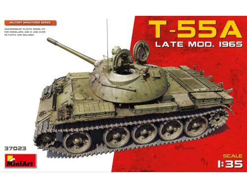 Miniart T-55A Late Mod. 1965 1:35 (37023)