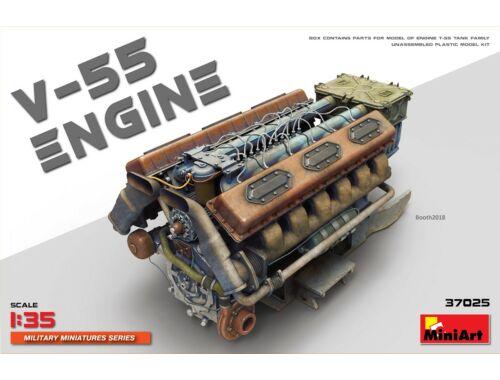Miniart V-55 Engine 1:35 (37025)
