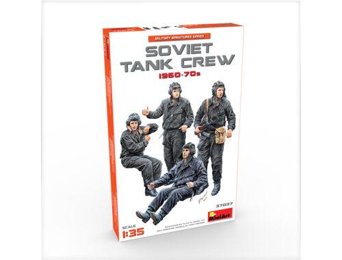 Miniart Soviet Tank Crew 1960-70s 1:35 (37037)