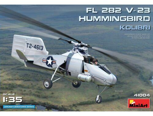 Miniart FL 282 V-23 Hummingbird (Kolibri) 1:35 (41004)