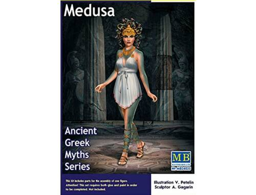 Master Box Medusa, Ancient Greek Myths Series 1:24 (24025)