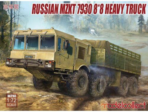 Modelcollect Russian MZKT 7930 8*8 heavy Truck 1:72 (UA72165)