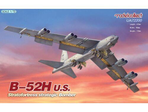 Modelcollect B-52H U.S. Stratofortress strategic Bomber 1:72 (UA72200)
