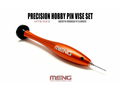 Meng Precision Hobby Pin Vise Set (MTS-023)