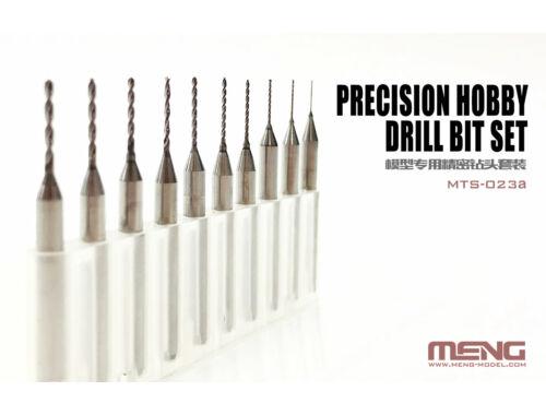 Meng Precision Hobby Drill Bit Set (MTS-023a)