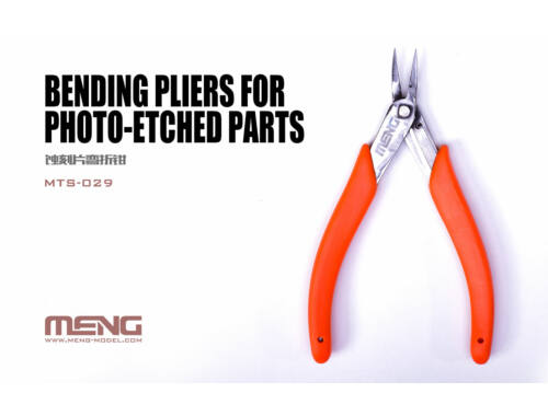 Meng Bending Pliers for Photo-Etched Parts (MTS-029)