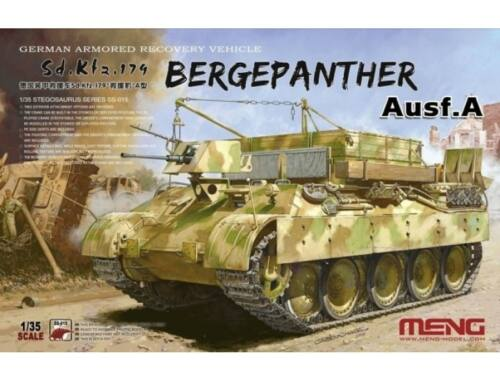 Meng Bergepanther Ausf. A SdKfz 179 179 Bergepanther Ausf.A 1:35 (SS-015)